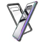 Чехол X-doria Defense Shield для Samsung Galaxy S10 (хамелеон, маталлический)