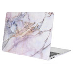 Чехол Yotrix HardCover для Apple MacBook Air 13 2018 (Marble Nature, пластиковый)