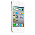 Макет Apple iPhone 4 (белый)