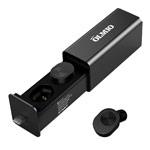 Беспроводные наушники Olmio True Wireless Earphones TWE-01 (черные, пульт/микрофон)