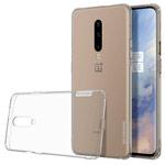 Чехол Nillkin Nature case для OnePlus 7 pro (серый, гелевый)