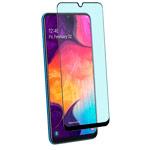 Защитное стекло Yotrix 3D Pro Glass Protector для Samsung Galaxy A30/A50 (черное)