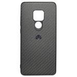 Чехол Yotrix CarbonCase для Huawei Mate 20 (черный, гелевый)