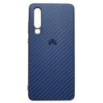 Чехол Yotrix CarbonCase для Huawei P30 (синий, гелевый)