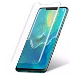 Защитное стекло Yotrix 3D UV Glass Protector для Huawei Mate 20 pro (прозрачное)