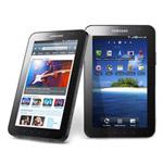 Макет Samsung Galaxy Tab P1000