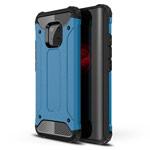 Чехол Yotrix Defense case для Huawei Mate 20 pro (голубой, пластиковый)