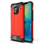 Чехол Yotrix Defense case для Huawei Mate 20 pro (оранжевый, пластиковый)