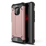 Чехол Yotrix Defense case для Huawei Mate 20 pro (розово-золотистый, пластиковый)