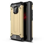 Чехол Yotrix Defense case для Huawei Mate 20 pro (золотистый, пластиковый)