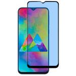 Защитное стекло Yotrix 3D Anti-Glare Glass Protector для Samsung Galaxy A30/A50 (черное, антиблик)