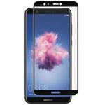 Защитное стекло Yotrix 3D Pro Glass Protector для Huawei P smart (черное)