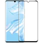Защитное стекло Yotrix 3D Pro Glass Protector для Huawei P30 pro (черное)