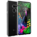 Чехол Yotrix UltrathinCase для LG G8 ThinQ (прозрачный, гелевый)