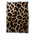 Чехол Momax The Core GM Case для Apple iPad 2/new iPad (Leopard, черный, кожанный)