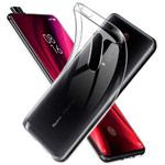 Чехол Yotrix UltrathinCase для Xiaomi Mi 9T (прозрачный, гелевый)