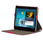 Чехол Yotrix FlipCase для Samsung Galaxy Tab 3 10.1 P5200 (красный, кожанный)