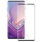 Защитное стекло Yotrix 3D Advance Glass Protector для Samsung Galaxy S10 (черное)