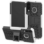 Чехол Yotrix Shockproof case для Huawei P30 lite (белый, пластиковый)