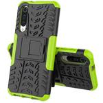 Чехол Yotrix Shockproof case для Xiaomi Mi 9 (зеленый, пластиковый)