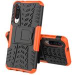 Чехол Yotrix Shockproof case для Xiaomi Mi 9 (оранжевый, пластиковый)