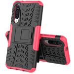 Чехол Yotrix Shockproof case для Xiaomi Mi 9 (розовый, пластиковый)