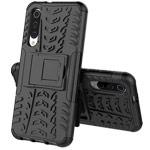 Чехол Yotrix Shockproof case для Xiaomi Mi 9 (черный, пластиковый)