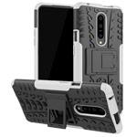 Чехол Yotrix Shockproof case для OnePlus 7 pro (белый, пластиковый)