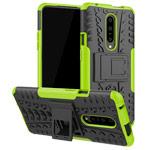Чехол Yotrix Shockproof case для OnePlus 7 pro (зеленый, пластиковый)