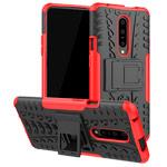 Чехол Yotrix Shockproof case для OnePlus 7 pro (красный, пластиковый)