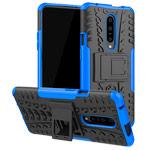 Чехол Yotrix Shockproof case для OnePlus 7 pro (синий, пластиковый)