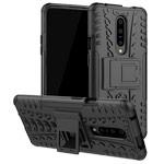 Чехол Yotrix Shockproof case для OnePlus 7 pro (черный, пластиковый)