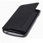 Чехол Nillkin Side leather case для HTC Butterfly S 901e (черный, кожанный)