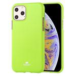 Чехол Mercury Goospery Jelly Case для Apple iPhone 11 pro (зеленый, гелевый)