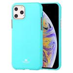 Чехол Mercury Goospery Jelly Case для Apple iPhone 11 pro (бирюзовый, гелевый)