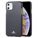 Чехол Mercury Goospery Jelly Case для Apple iPhone 11 (черный, гелевый)