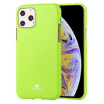 Чехол Mercury Goospery Jelly Case для Apple iPhone 11 pro max (зеленый, гелевый)