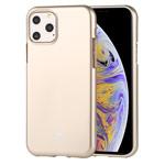 Чехол Mercury Goospery Jelly Case для Apple iPhone 11 pro max (золотистый, гелевый)