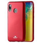 Чехол Mercury Goospery Jelly Case для Samsung Galaxy A30 (красный, гелевый)