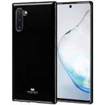 Чехол Mercury Goospery Jelly Case для Samsung Galaxy Note 10 (черный, гелевый)