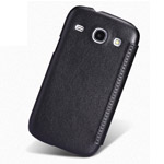 Чехол Nillkin Side leather case для Samsung Galaxy Core i8262 (черный, кожанный)