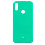 Чехол Mercury Goospery Jelly Case для Xiaomi Redmi Note 7 (бирюзовый, гелевый)