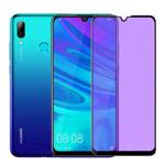 Защитное стекло Yotrix 3D Anti-Glare Glass Protector для Huawei P smart 2019 (черное, антиблик)