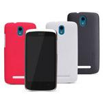 Чехол Nillkin Hard case для HTC Desire 500 506e (белый, пластиковый)