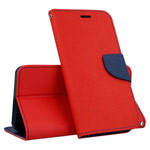 Чехол Mercury Goospery Fancy Diary Case для Xiaomi Redmi 7 (красный, винилискожа)