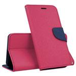 Чехол Mercury Goospery Fancy Diary Case для Samsung Galaxy A30 (малиновый, винилискожа)