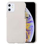 Чехол Mercury Goospery Soft Feeling для Apple iPhone 11 (серый, силиконовый)