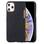 Чехол Mercury Goospery Soft Feeling для Apple iPhone 11 pro max (черный, силиконовый)