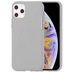 Чехол Mercury Goospery Soft Feeling для Apple iPhone 11 pro max (серый, силиконовый)