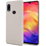 Чехол Mercury Goospery Soft Feeling для Xiaomi Redmi Note 7 (серый, силиконовый)